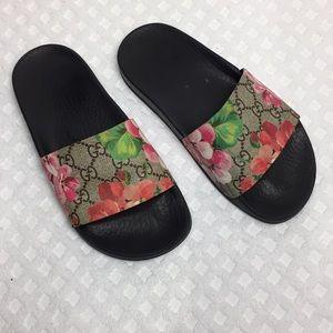 Gucci Multicolor Sandals Size 4